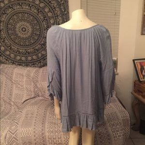 76027462699 Style & Co Tops | Host Pick Style Co Embroidered Tunic Top L | Poshmark